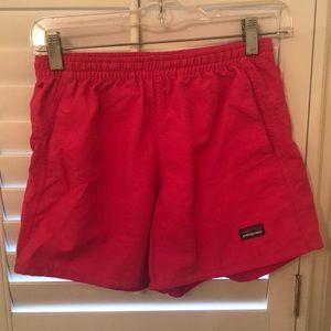 Patagonia girls' baggie shorts